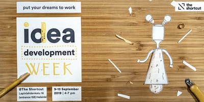 Idea Development Week