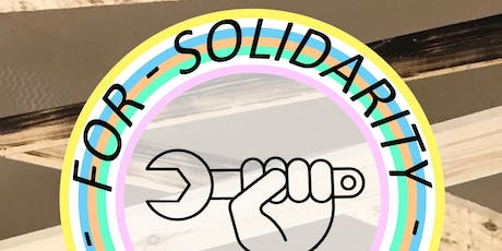 FOR SOLIDARITY - Workshop with Ross H Frew and Oliver Perry tickets
