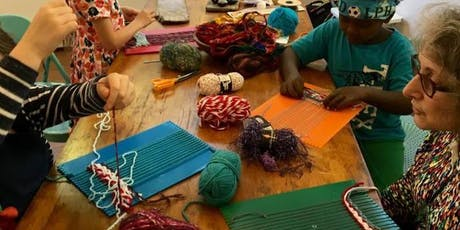 Tapestry Weaving for Teachers tickets