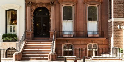 "Book Talk: ""Bricks & Brownstone: The New York Row House"""