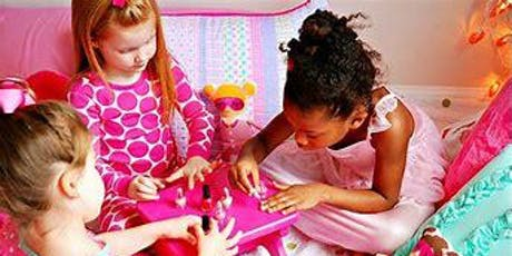 Nailtorious Iconz Kids Nail Basics 101 Master Class (ages 8 -15) tickets