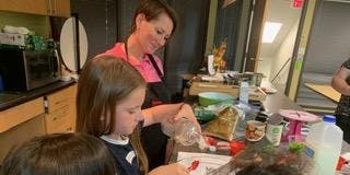 Junior Chefs: Family Meals Cooking Class