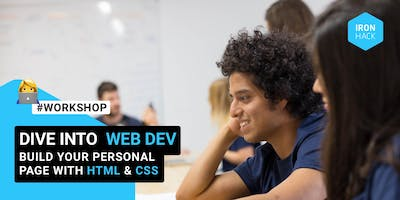 Dive+into+Web+Development%3A+code+your+personal