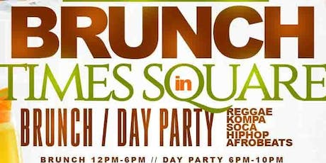 BRUNCH & DAY PARTY IN 3 FLOOR VENUE #CUTTYPALANCE tickets
