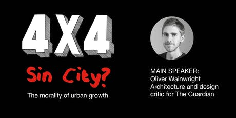 4x4 Manchester: Sin City? tickets