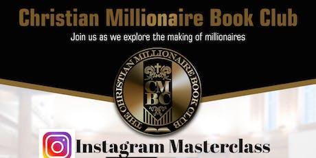 Instagram Masterclass tickets