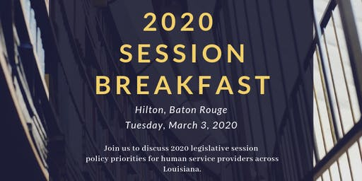2020 Session Breakfast