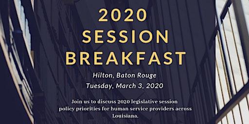2020 Session Breakfast