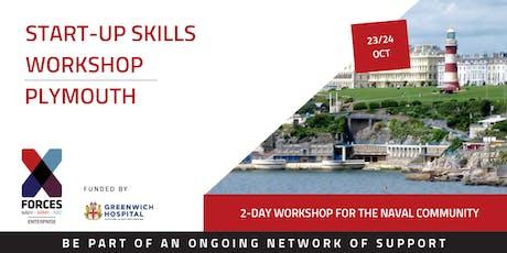Start-Up Skills Workshop: Plymouth tickets