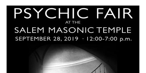 Psychic Fair at the Salem Masonic Temple
