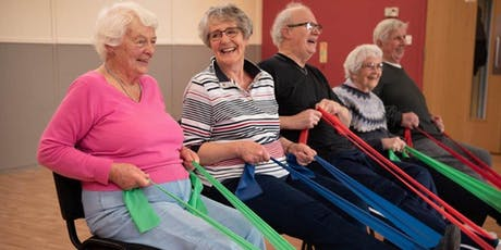 Steady and Strong and NHS balance class instructor workshop tickets
