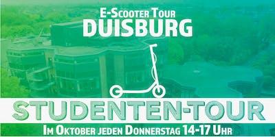 E-Scooter Studenten-Tour Duisburg