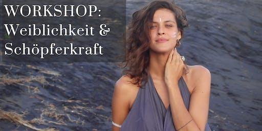 Erwecke deine Weiblichkeit & Schöpferkraft - Workshop Zürich