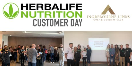 Herbalife Nutrition Customer Day tickets
