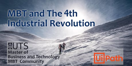 MBT and The 4th Industrial Revolution tickets