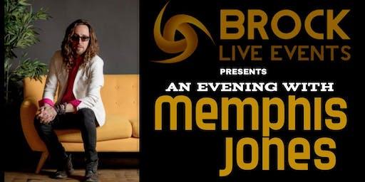 An Evening with Memphis Jones
