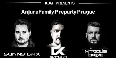Anjunafamily Preparty Prague tickets