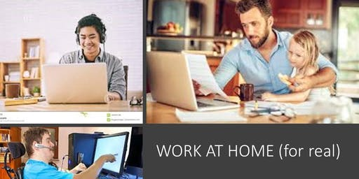Work at Home (for real)