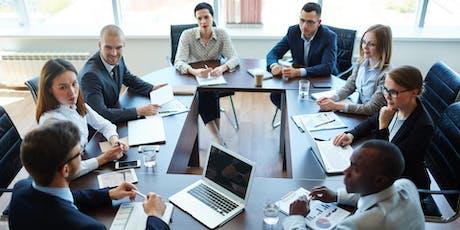 Forum  de planification stratégique avec les associations sectorielles billets
