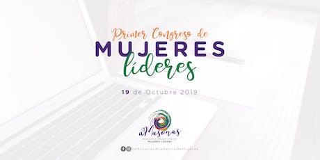 1° Congreso Argentino de Mujeres Líderes entradas