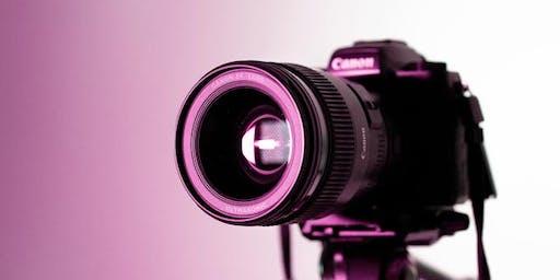 How to use my DSLR/mirrorless camera - Birmingham