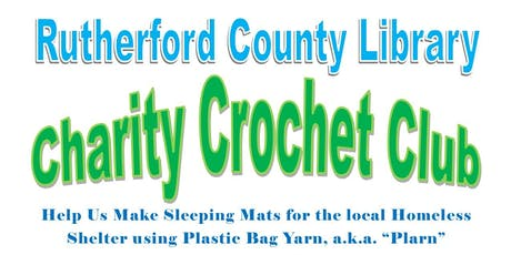 Charity Crochet Club tickets