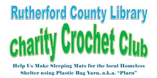 Charity Crochet Club