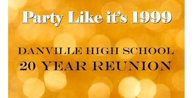 Danville Class of 1999 - 20 Year Reunion