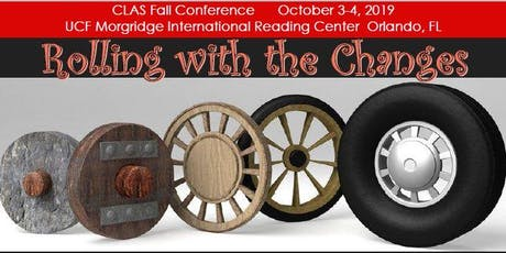 CLAS Fall Conference 2019: Rolling with the Changes tickets
