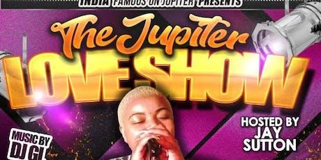 The Jupiter Love Show  tickets