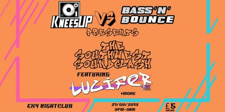KneesUP vs Bass'n'Bounce - The Southwest Sound Clash tickets