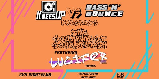 KneesUP vs Bass'n'Bounce - The Southwest Sound Clash