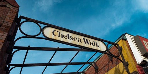 Discover Chelsea's History! Chelsea Jewish Tours Fall 2019