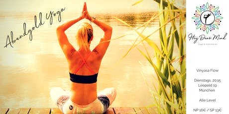 Septembergold Yoga mit Melanie im (T)raum tickets