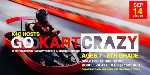 Let's Go-Kart Crazy!