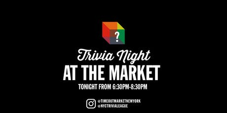 Trivia Night at Time Out Market New York tickets
