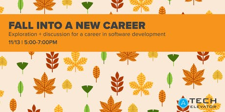 Fall Into a New Career - Cincinnati  tickets