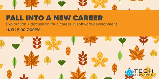 Fall Into a New Career - Cincinnati