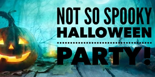 Not So Spooky Halloween Party