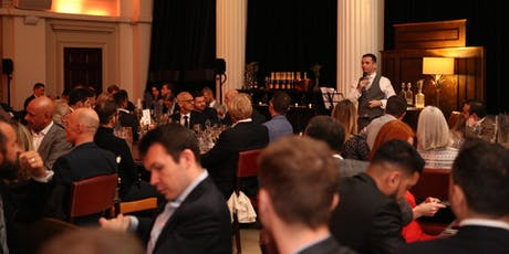 The Dinner IV by Developers Boardroom: Hosting Steve Edge & 2020 Property Panel tickets