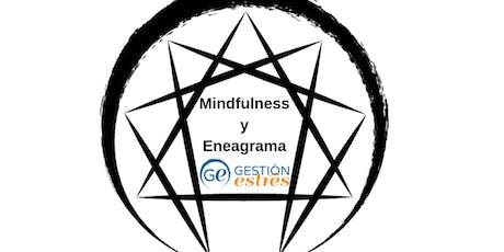 Mindfulness y Eneagrama: gestión de estrés desde el autoconocimiento tickets