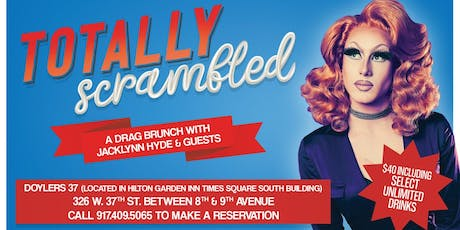 Totally Scrambled: A Drag Brunch tickets