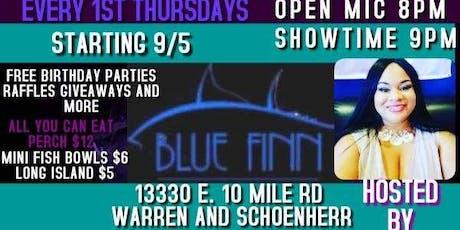 Throwback Thursdays Comedy Night tickets