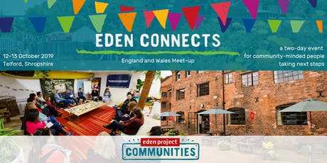 Eden Connects: England and Wales Meet-up tickets