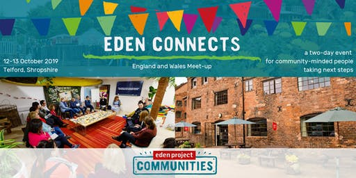 Eden Connects: England and Wales Meet-up