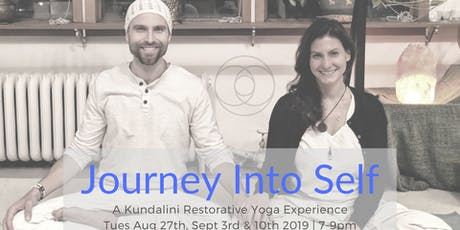 Journey Into Self ~ A Kundalini Restorative Yoga Experience tickets