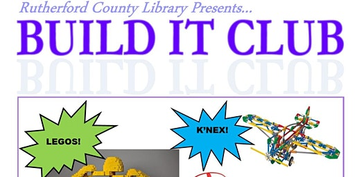 Haynes Branch Library Build It Club