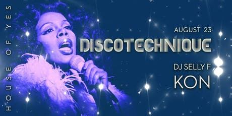 DISCOTECHNIQUE: Summer of Donna tickets