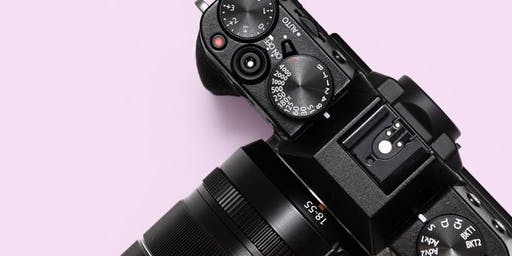 How to use my DSLR/mirrorless camera - Edinburgh