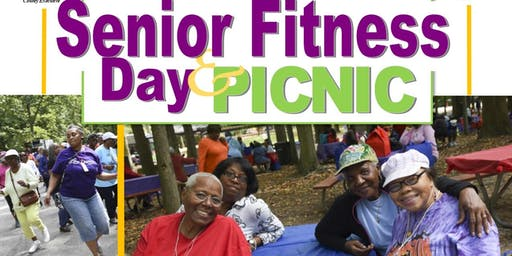 Prince George's County Senior Fitness Day & Picnic 2019